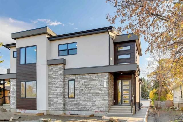 8411 149 Street, Edmonton, AB T5R 1B3 (#E4242703) :: Initia Real Estate