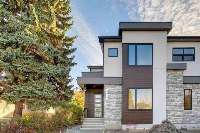 8415 149 Street, Edmonton, AB T5R 1B3 (#E4242706) :: Initia Real Estate