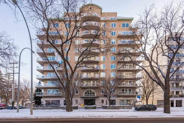 401 11111 82 Avenue NW, Edmonton, AB T6G 0T3 (#E4242724) :: Initia Real Estate