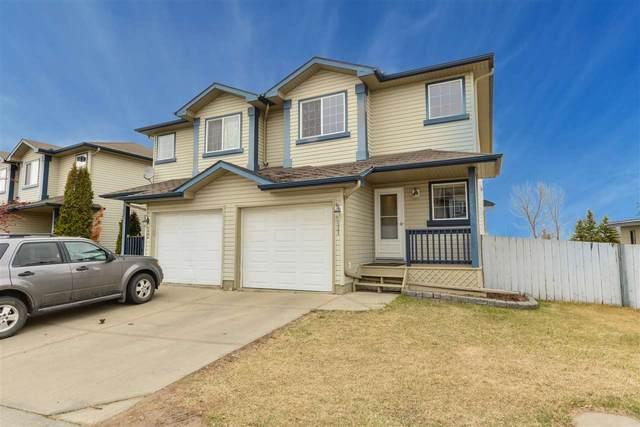 11 324 Heatherglen Drive, Spruce Grove, AB T7X 4J4 (#E4242727) :: Initia Real Estate