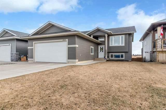 4919 57 Avenue, Cold Lake, AB T9M 0E8 (#E4242734) :: Initia Real Estate