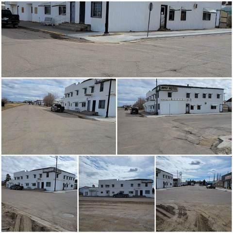5505 Railway Av NW, Boyle, AB T0A 0M0 (#E4242747) :: Initia Real Estate