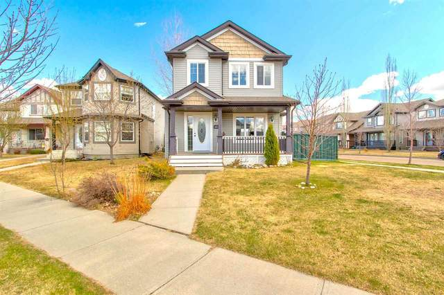 1961 119 A Street, Edmonton, AB T6W 0E1 (#E4242757) :: Initia Real Estate
