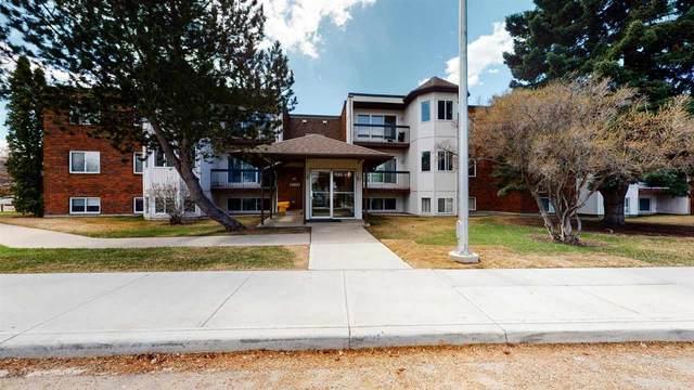 206-11415 41 Avenue NW, Edmonton, AB T6J 0T9 (#E4242772) :: The Foundry Real Estate Company