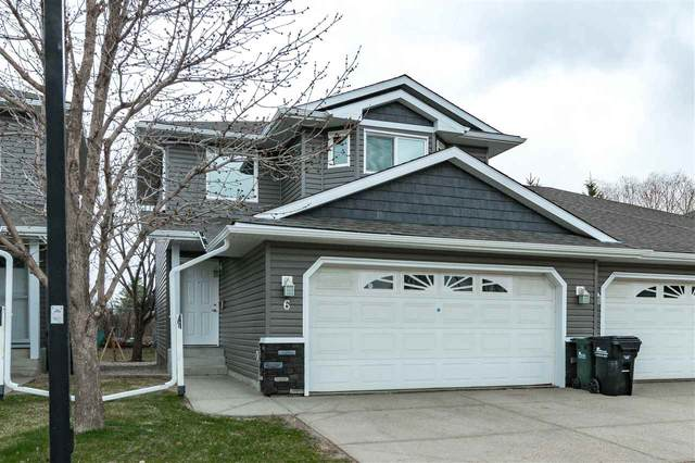 6 49 Colwill Boulevard, Sherwood Park, AB T8A 6C3 (#E4242774) :: The Foundry Real Estate Company