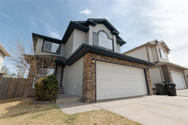 42 Ashgrove Drive, Spruce Grove, AB T7X 4R5 (#E4242784) :: Initia Real Estate