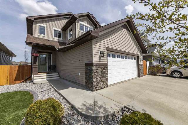 86 Cranberry Bend, Fort Saskatchewan, AB T8L 0K4 (#E4242792) :: Initia Real Estate