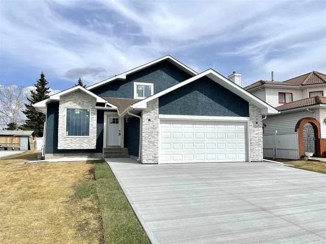 12808 157 Avenue, Edmonton, AB T6V 1A9 (#E4242805) :: Initia Real Estate