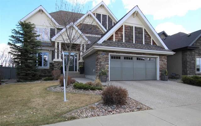 195 Callaghan Drive, Edmonton, AB T6W 0R3 (#E4242811) :: Initia Real Estate