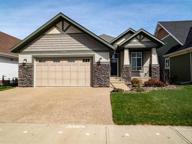 2334 Frezenberg Avenue NW, Edmonton, AB T5E 5R9 (#E4242813) :: Initia Real Estate