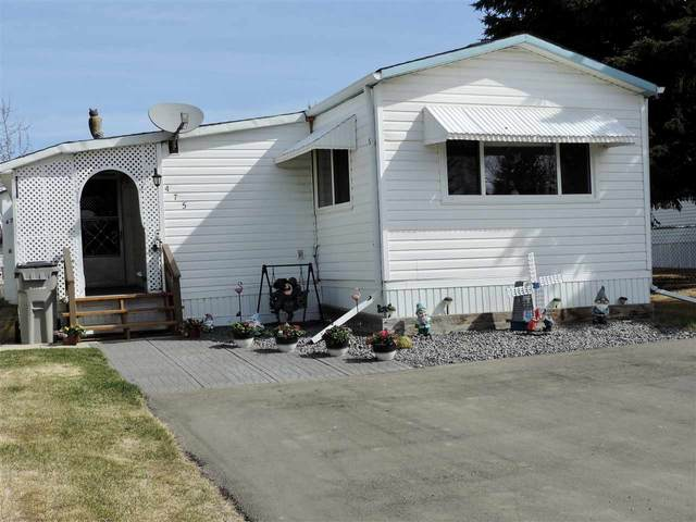 475 53222 RR 272, Rural Parkland County, AB T7X 3P4 (#E4242817) :: Initia Real Estate