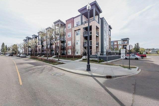 104 504 Griesbach Parade, Edmonton, AB T5E 6V9 (#E4242821) :: Initia Real Estate