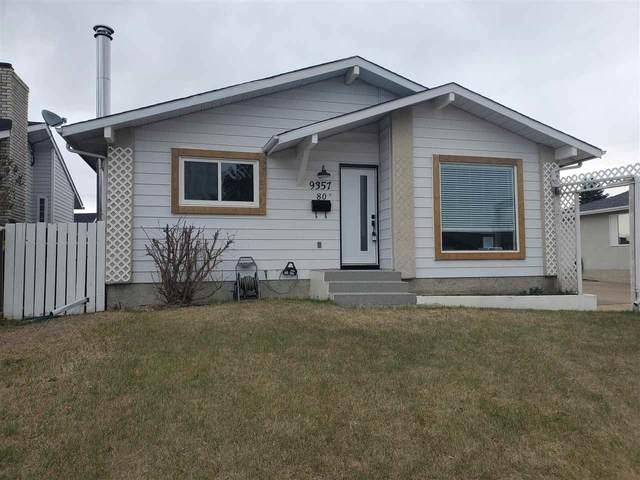 9357 80 Street, Fort Saskatchewan, AB T8L 3R4 (#E4242838) :: Initia Real Estate