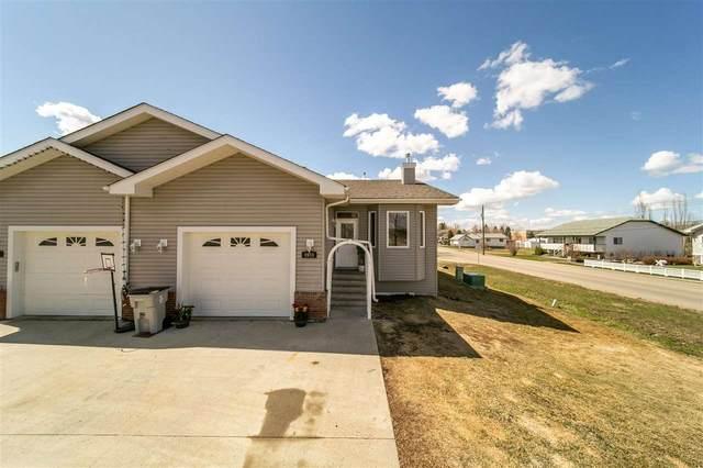 4 4908 43 Street, Legal, AB T0G 1L0 (#E4242839) :: Initia Real Estate
