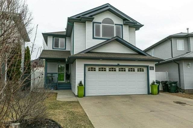 66 Foxboro Grove, Sherwood Park, AB T8A 6K6 (#E4242845) :: Initia Real Estate