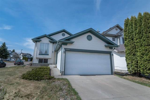 1224 118 St NW, Edmonton, AB T6J 7E9 (#E4242854) :: Initia Real Estate