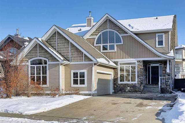 3564 Mclay Crescent, Edmonton, AB T6R 0C4 (#E4242863) :: Initia Real Estate