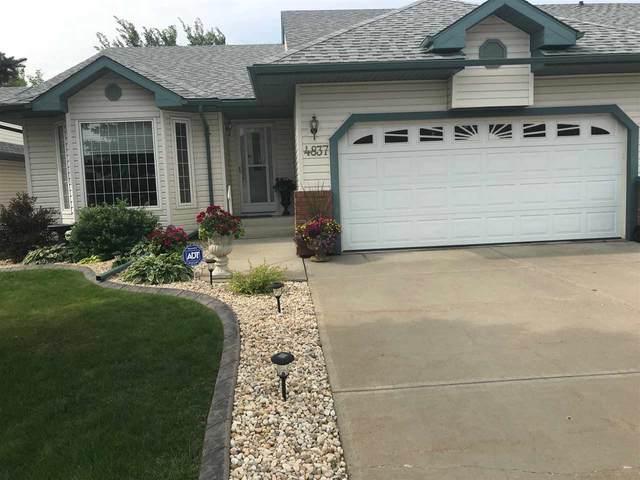 4837 47 Ave, Vegreville, AB T9C 1Z2 (#E4242874) :: Initia Real Estate