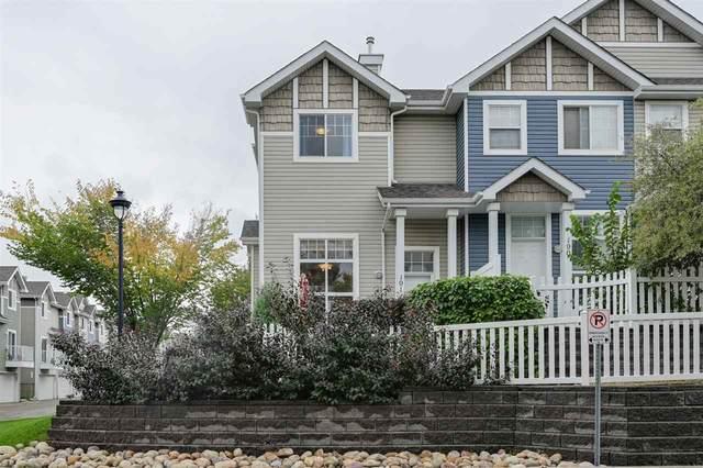 191 5604 199 Street, Edmonton, AB T6M 2Z9 (#E4242882) :: Initia Real Estate
