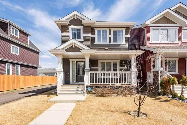 1603 167 Street, Edmonton, AB T6W 3C4 (#E4242910) :: Initia Real Estate