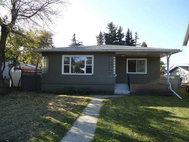 12424 94 Street, Edmonton, AB T5G 1K4 (#E4242916) :: Initia Real Estate