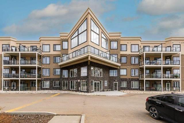 321 4075 Clover Bar Road, Sherwood Park, AB T8H 0R6 (#E4242917) :: Initia Real Estate
