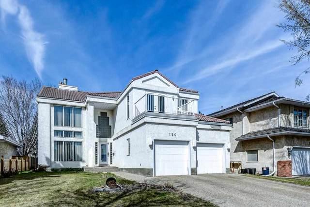 120 Wilkin Road, Edmonton, AB T6M 2H5 (#E4242918) :: Initia Real Estate