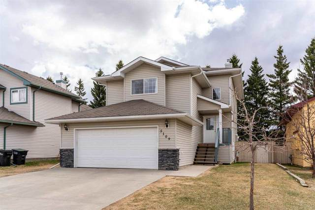 5109 Bon Acres Crescent, Bon Accord, AB T0A 0K0 (#E4242919) :: Initia Real Estate