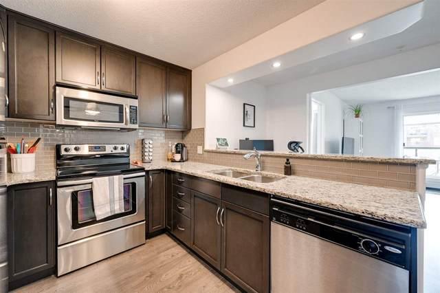 264 11517 Ellerslie Road, Edmonton, AB T6W 2A9 (#E4242922) :: Initia Real Estate