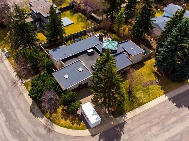 5 Marlboro Rd, Edmonton, AB T6J 2C7 (#E4242933) :: Initia Real Estate