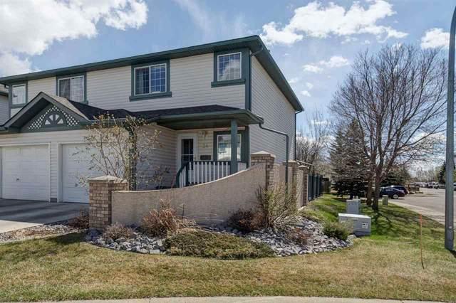 34 15215 126 Street, Edmonton, AB T5X 5Z3 (#E4242935) :: Initia Real Estate