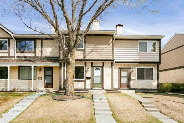 116 Tudor Lane, Edmonton, AB T6J 3T5 (#E4242936) :: Initia Real Estate