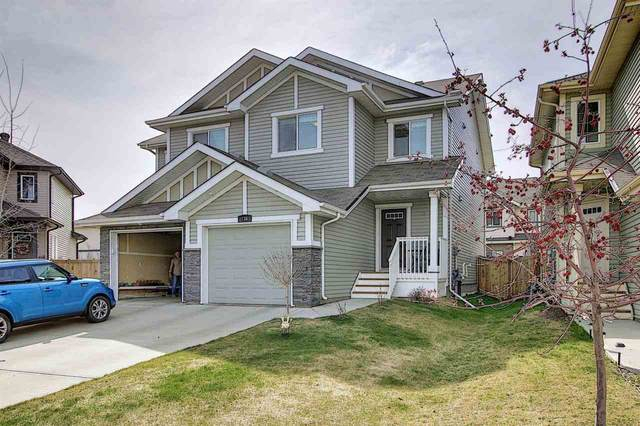 736 177 Street SW, Edmonton, AB T6W 1A5 (#E4242938) :: Initia Real Estate
