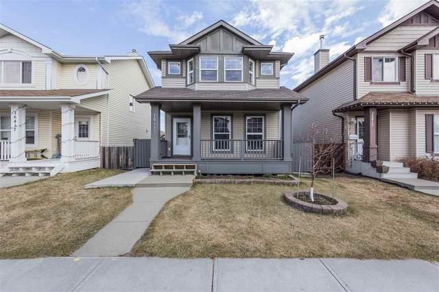 16415 59 Street, Edmonton, AB T5Y 0B3 (#E4242940) :: Initia Real Estate