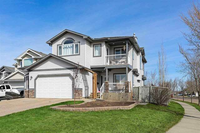 1 Deer Park Point(E), Spruce Grove, AB T7X 4N6 (#E4242946) :: Initia Real Estate