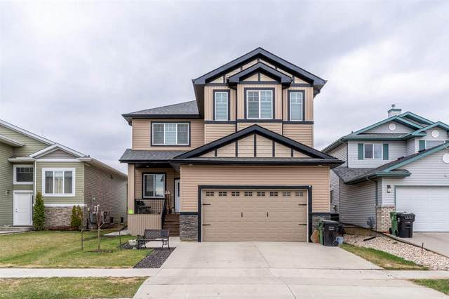 103 Meadowview Drive, Leduc, AB T9E 8G9 (#E4242948) :: Initia Real Estate