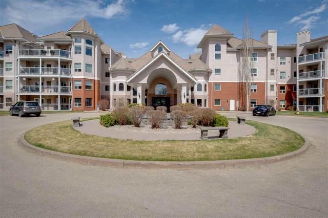 317 9008 99 Avenue, Edmonton, AB T5H 4M6 (#E4242949) :: Initia Real Estate