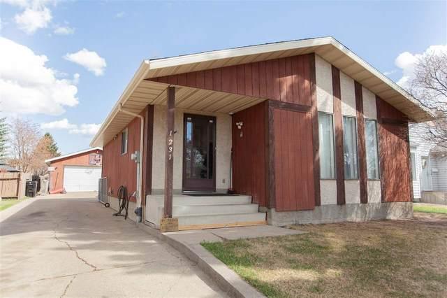 1231 65 Street, Edmonton, AB T6L 2E8 (#E4242951) :: Initia Real Estate