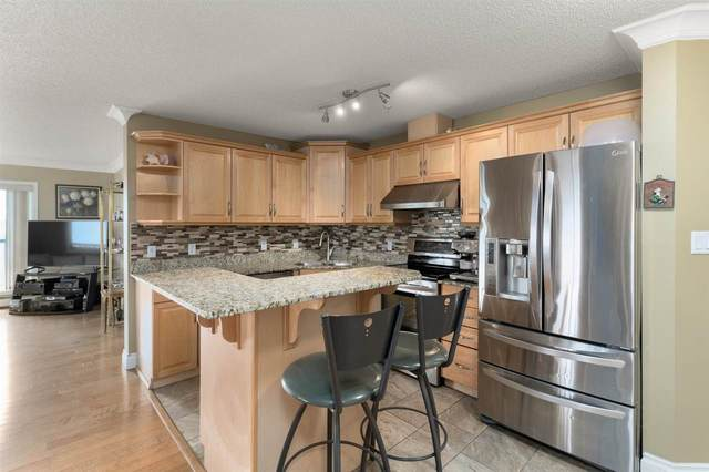 325 2436 Guardian Road, Edmonton, AB T5T 2T5 (#E4242952) :: Initia Real Estate