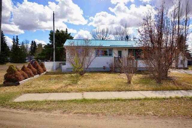5003 49 Avenue, Entwistle, AB T0E 0S0 (#E4242958) :: Initia Real Estate