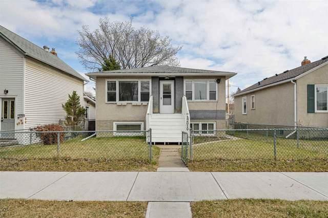 12019 77 Street, Edmonton, AB T5B 2G6 (#E4242963) :: Initia Real Estate