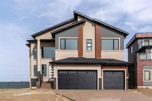 662 Fraser Vista, Edmonton, AB T5Y 3M8 (#E4242973) :: Initia Real Estate
