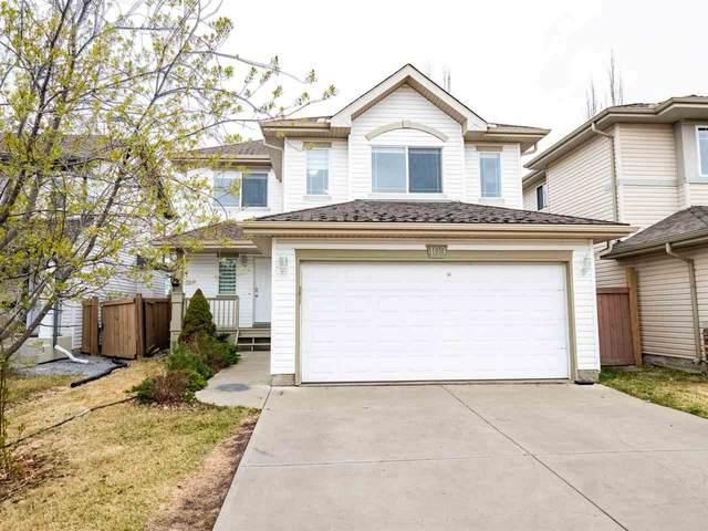109 Hayward Crescent, Edmonton, AB T6R 3G2 (#E4242981) :: Initia Real Estate