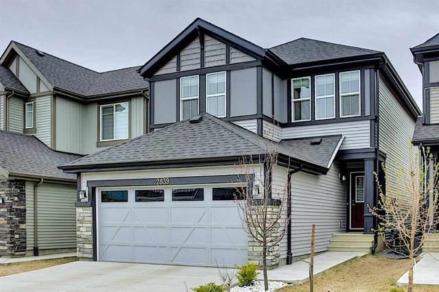 2839 Duke Crescent, Edmonton, AB T6W 3Y3 (#E4242983) :: The Good Real Estate Company