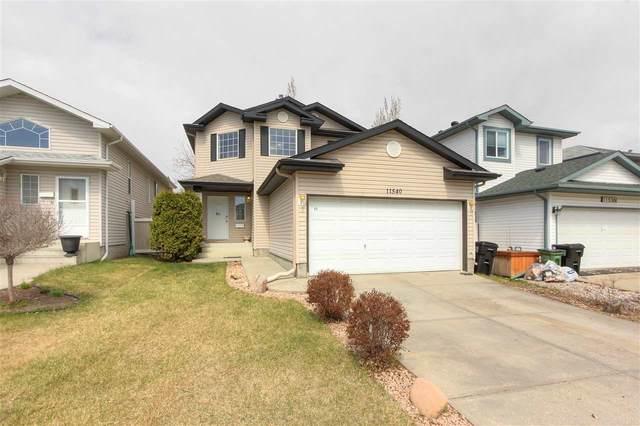 11540 168 Avenue, Edmonton, AB T5X 6B7 (#E4242987) :: Initia Real Estate