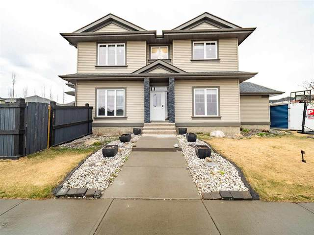 3701 66 Street, Beaumont, AB T4X 0G7 (#E4242997) :: Initia Real Estate