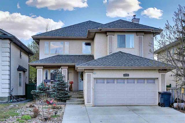 1654 Hector Road, Edmonton, AB T6R 3G9 (#E4242999) :: Initia Real Estate