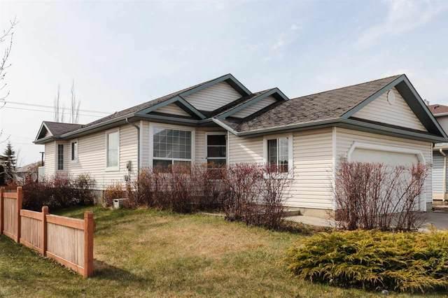 1 Wells Court, Leduc, AB T9E 8E8 (#E4243001) :: Initia Real Estate