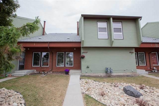 5329 Hill View Crescent, Edmonton, AB T6L 1V9 (#E4243004) :: Initia Real Estate