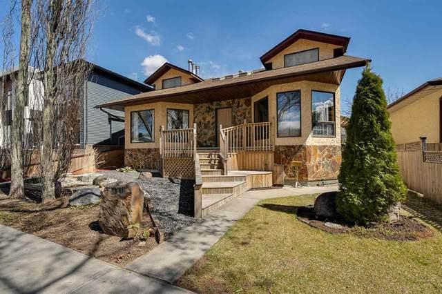 9533 150 Street, Edmonton, AB T5P 1N1 (#E4243005) :: Initia Real Estate